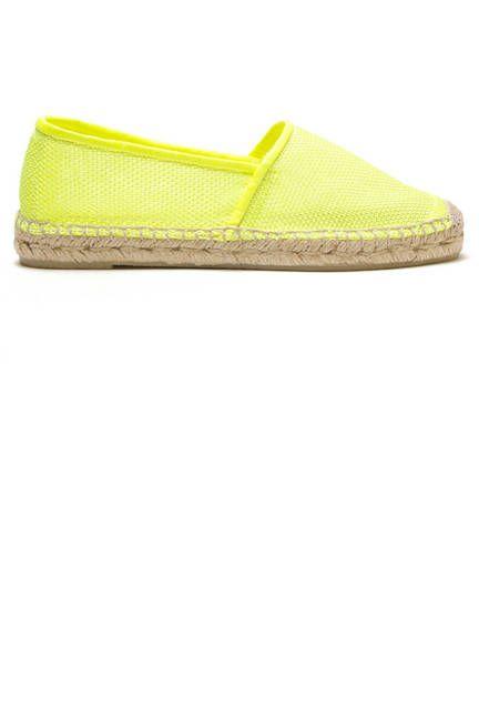 Stella McCartney Mesh Espadrille Flats - Spring Shoes for Women 2013