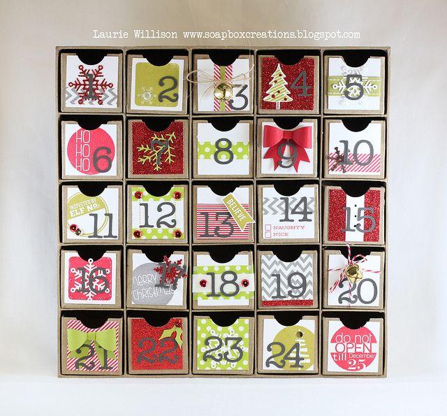 Laurie Willison advent calendar