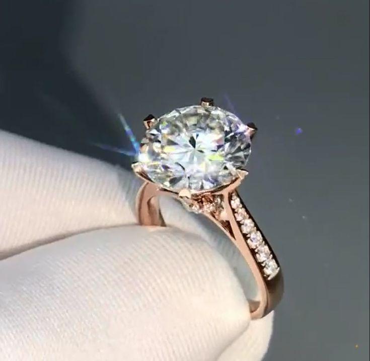 Pin On 14k 18k 24k Diamond Gold Rings