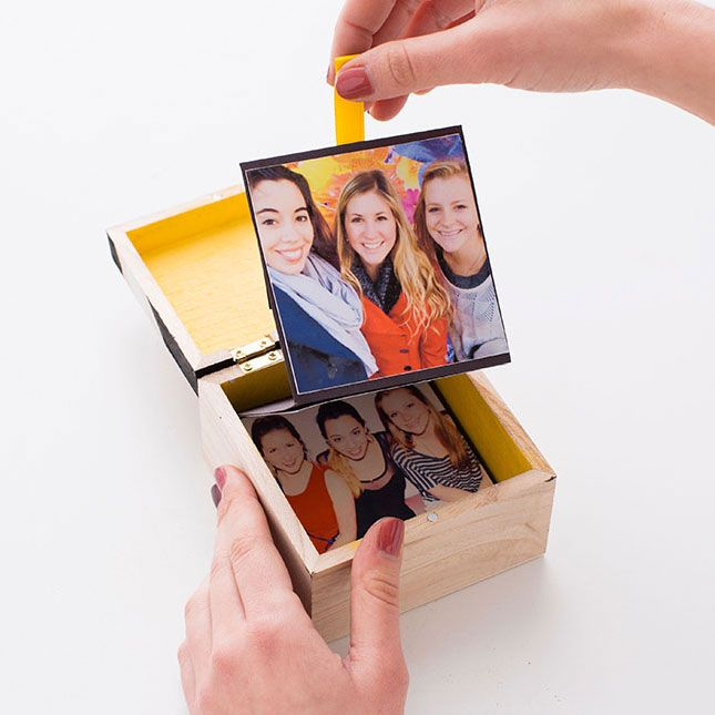 How to Make a Pop-Up Photo Box for Your Special Shutterbug