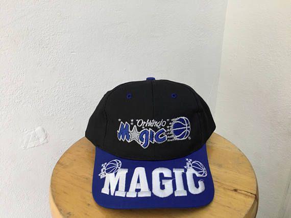 VINTAGE snapback Orlando Magic sin marca