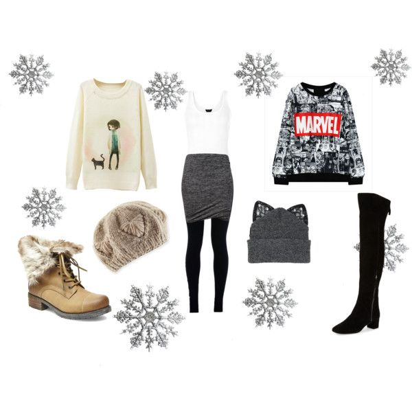 Lazy Saturdays of Winter by lizdalma on Polyvore featuring Étoile Isabel Marant, NIKE, Steve Madden, Nine West, Il Borgo, Silver Spoon Attire, women's clothing, women's fashion, women and female