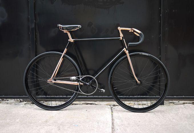 Detroit Bicycle Company: Madison Street Bike