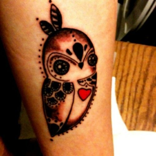Cute baby owl tattoo tattoos pinterest baby owl for Cute baby tattoos