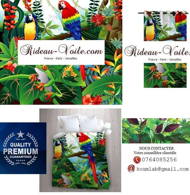 les 47 meilleures images du tableau tissu motif oiseau rideau store coussin housse de. Black Bedroom Furniture Sets. Home Design Ideas
