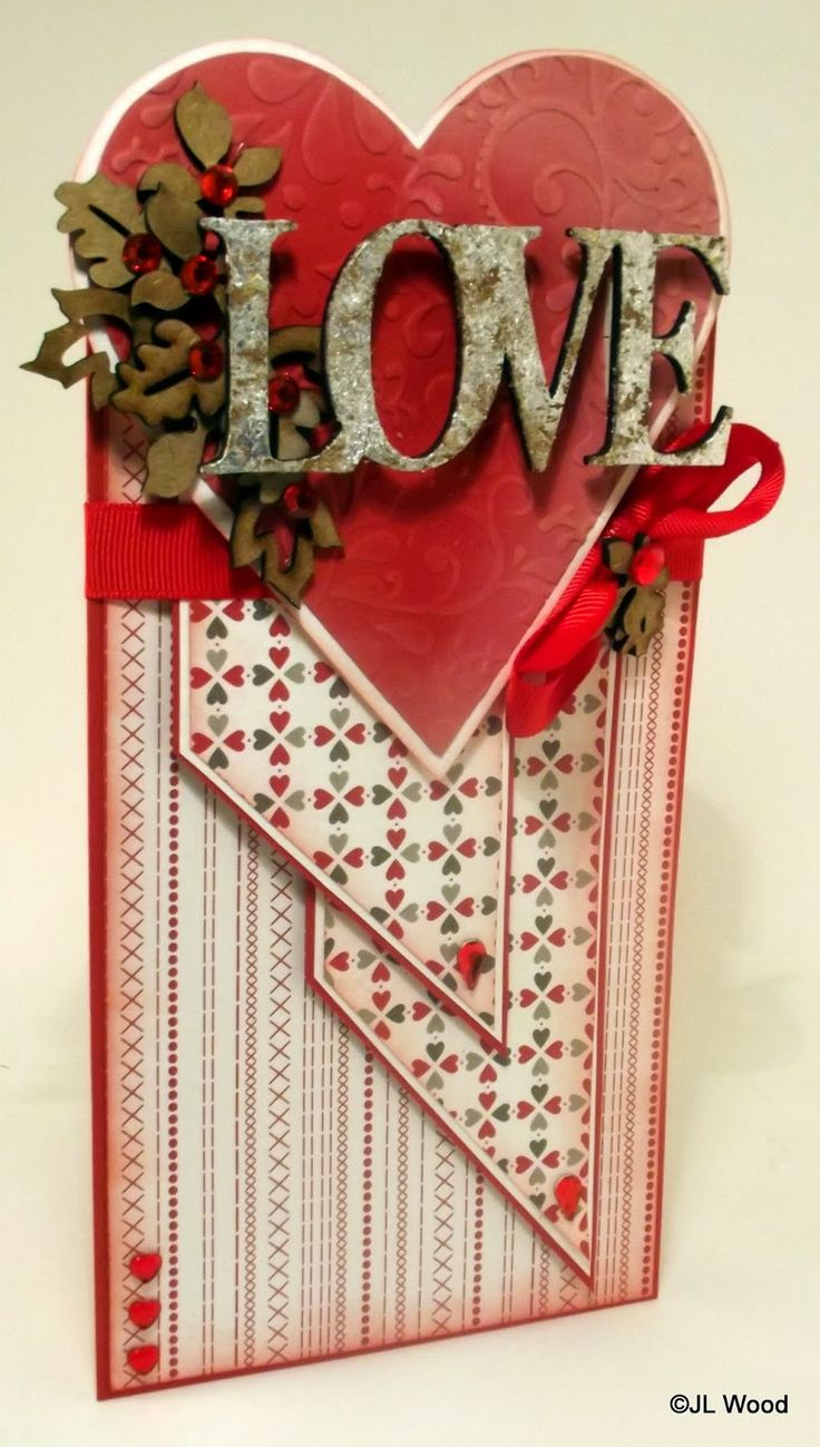 337 best love words & papers images on Pinterest | Card making ...
