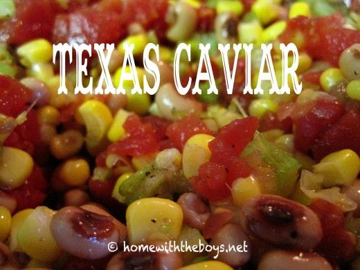Texas Caviar: a great dip to whip up for a crowd! Summer parties, game day celebrations, anything!
