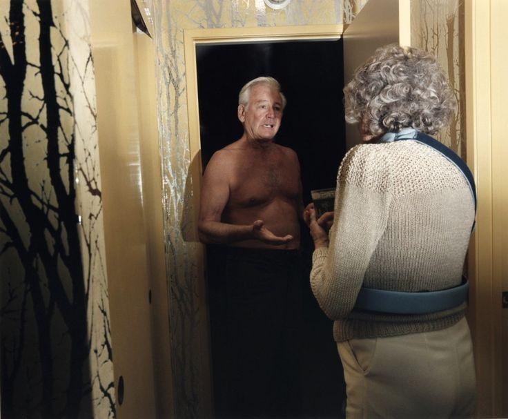 Larry Sultan: Argument in Hallway