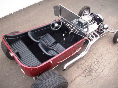 Wintec Roadster T-Bucket kit 2