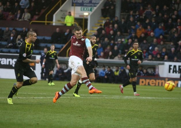 While disappointed his goal wasn't enough for all three points against Sheffield Wednesday, striker Sam Vokes insists it was another step in the right direction.