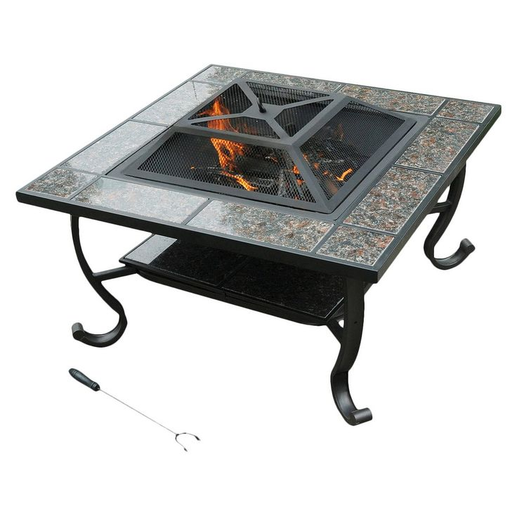 Best 25+ Fire pit coffee table ideas on Pinterest | Fire ...