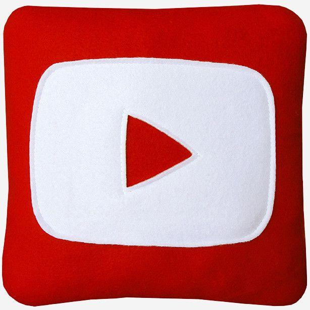YouTube Pillow
