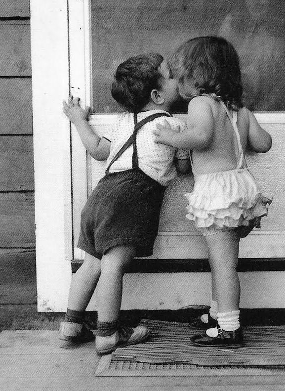 Sweets, Jacques Low, First Kisses, Adorable, Kids Kisses, Baby, Black And White Photos Love, Cap Cod, Photography Kids