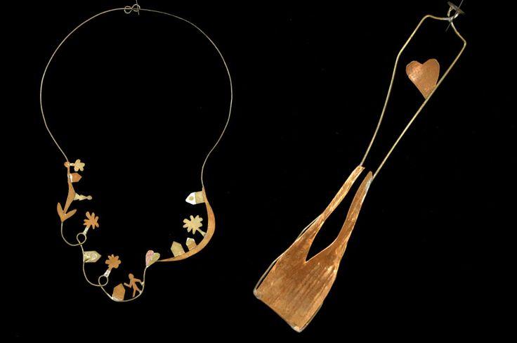 I gioielli ecostenibili di Riccardo Dalisi