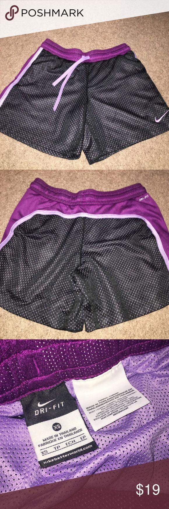 Nike Dry-Fit XS lila Turnhose Bundle & save !! Dryfit Nike XS EUC Nike Shorts   – My Posh Picks