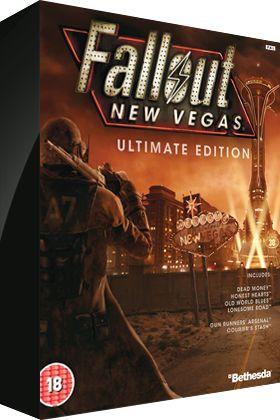 Klucze Najtaniej  Fallout New Vegas Ultimate Edition