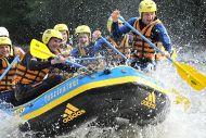 Aktivitäten und Ausflüge in #Tirol Z.B. #Rafting in Tirol, #Canyoning in Tirol, #MTB in Tirol.