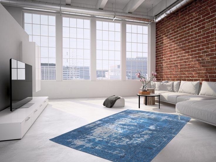 die 25+ besten ideen zu blaue teppiche auf pinterest | teppiche ... - Blauer Teppich Wohnzimmer
