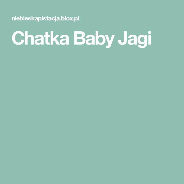 Chatka Baby Jagi
