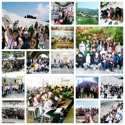 Matematik zümresinin, 3-4-5 Mayıs tarihlerinde düzenlemiş  olduğu Matematik Köyü Gezisi büyük beğeni topladı. 6. sınıf öğrencilerinden oluşan gezide öğrencilerimiz; İzmir, Aydın, Denizli ve Afyon şehirlerini gezerek tarihi ve bu şehirlerin doğal güzelliklerini yakından gördüler. Efes, Hierapolis Antik Kentleri, Meryem Ana Evi ve Pamukkale travertenleri rehberler eşliğinde gezildi. Öğrencilerimiz, Nesin Matematik Köyü'nde konakladılar.