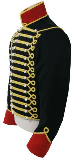 Mostly 18th c. British military uniforms, lots of info on this site
