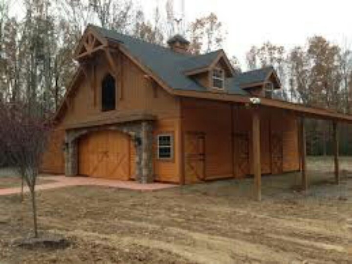 Garage Or Horse Barn Barns Pinterest Virginia
