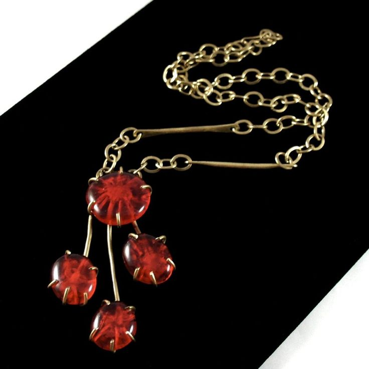 Rare Large Rafael Canada Ascending Necklace