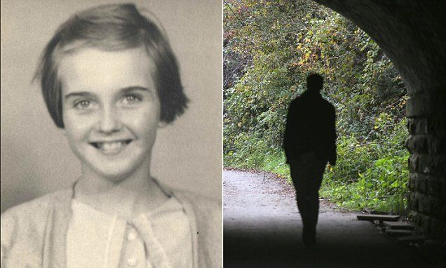 Elsie Frost, 14, was attacked from behind and stabbed in the back and head as she walked through a railway tunnel just off a canal towpath in Wakefield, West Yorkshire, in October 1965.