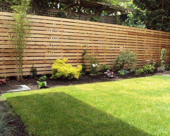 fence / brise vue design et naturel