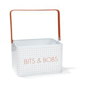 Bits and Bobs Tin - Red