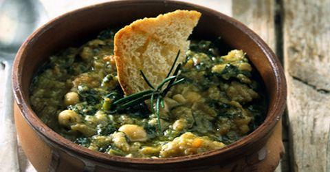 Alimentazione Sana & Cucina Naturale: Zuppa pisana