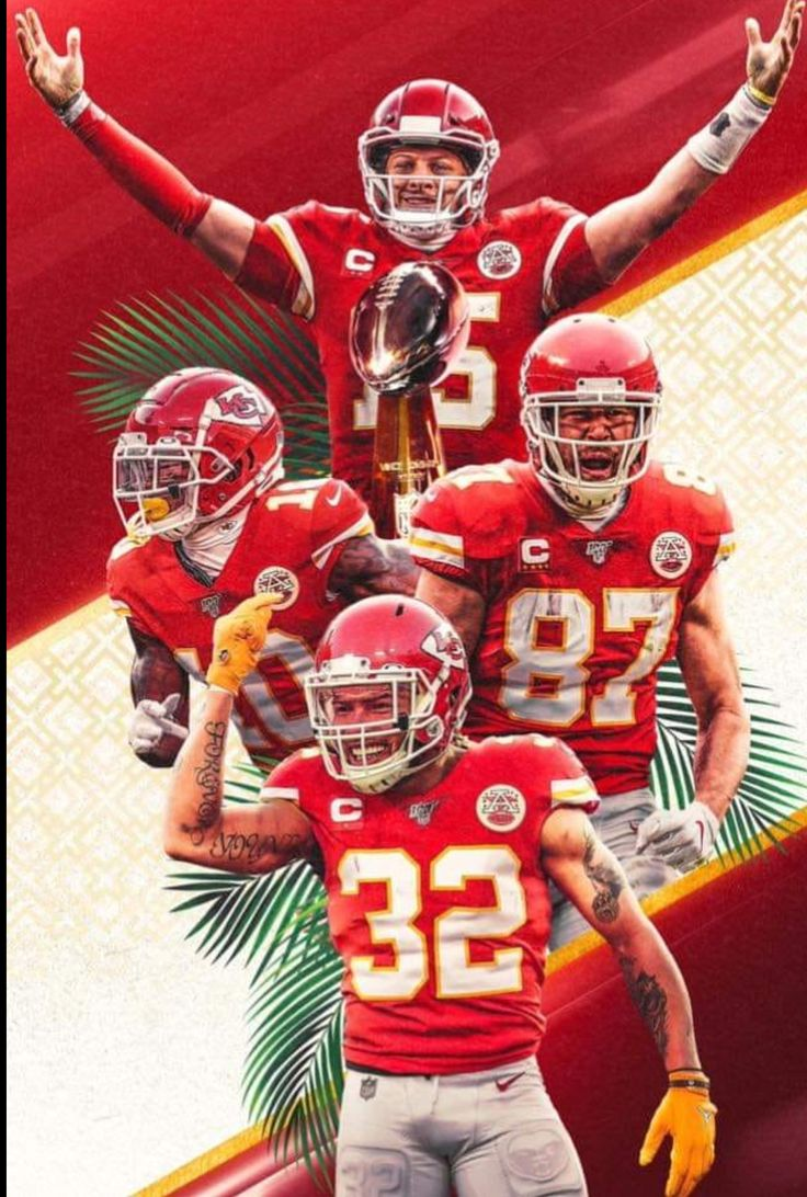 Pin by Colton Smith on Sports in 2020 Kansas city chiefs