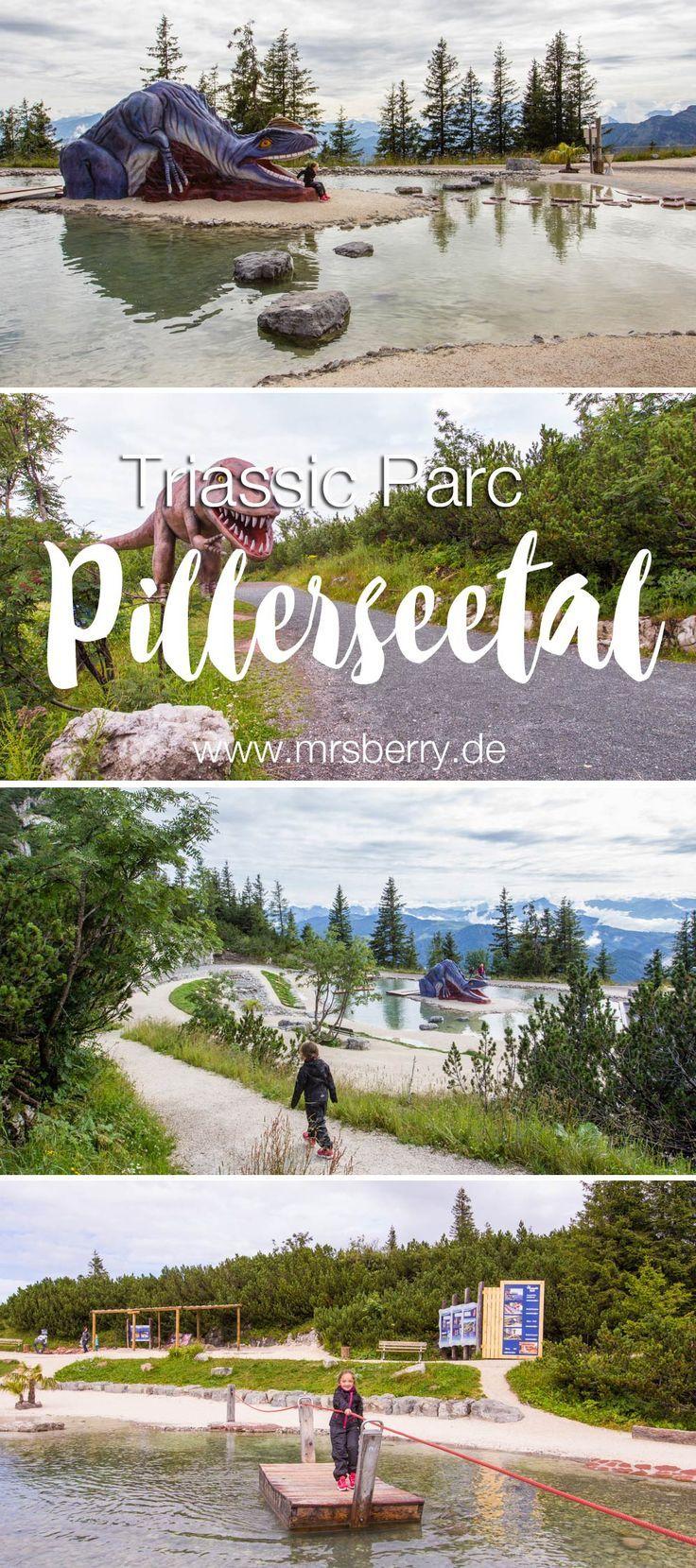MrsBerry.de Reisetipp für Urlaub als Familie   Der Triassic Park auf der Steinplatte Waidring im wunderschönen Pillerseetal (Österreich) ist ein Spielparadies für Kinder und ein absolut empfehlenswertes Ausflugsziel für Familien.