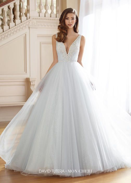 David Tutera Bridals 217217 Rena - David Tutera for Mon Cheri Bridal Shopusabridal.com by Bridal Warehouse - Bridal, Prom, Quinceanera, Special Occasion