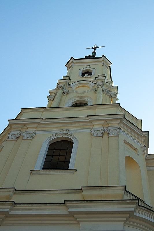 Kościół w Kobyłce koło Warszawy