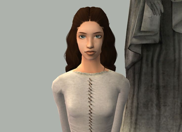 Gray Lady Of SimCity
