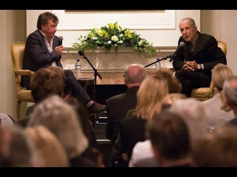On Sept 16, 2014, Leonard Cohen met with the press in London to preview his new album, Popular Problems, and answer questions. This recording is a broadcast ...