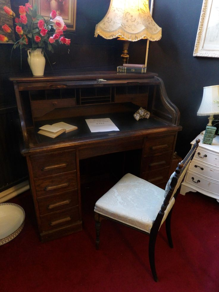 Antique roll top desk Was £595, Now £295   ----------- The RGF Restoration Team is the South East's leading furniture up-cycling company. Our skills include upholstery, restoration, and paint effect including shabby chic, farmhouse distress and French provincial. Pc761
