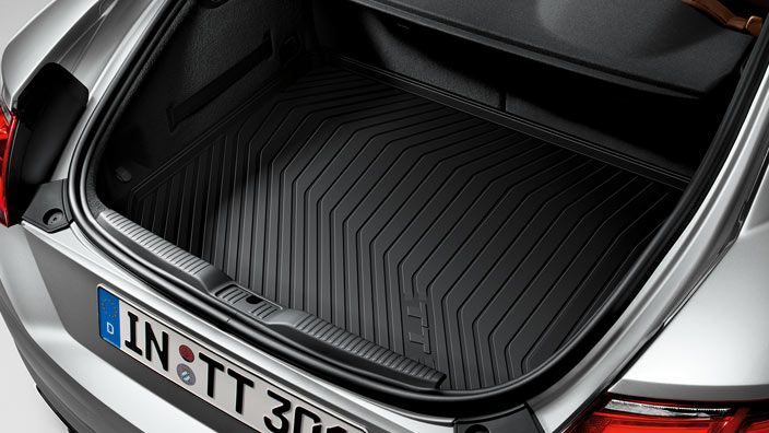 Gepäckraumschale, für Fahrzeuge mit Notrad