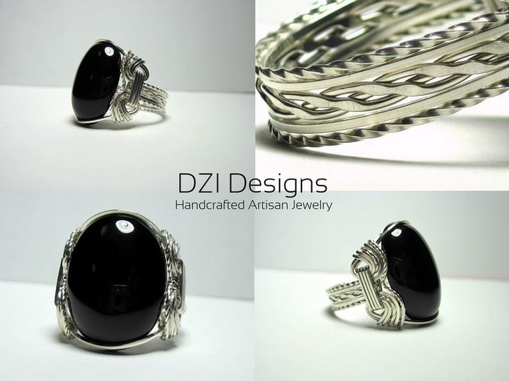 41 best DZI Designs images on Pinterest | Wire jewelry, Wire crochet ...