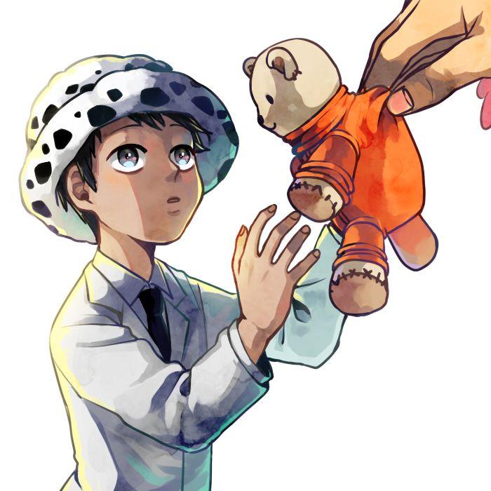 One Piece ♥ Traffy Moe