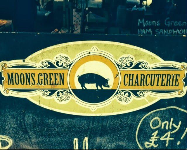Brockley Market - Moons Green Charcuterie