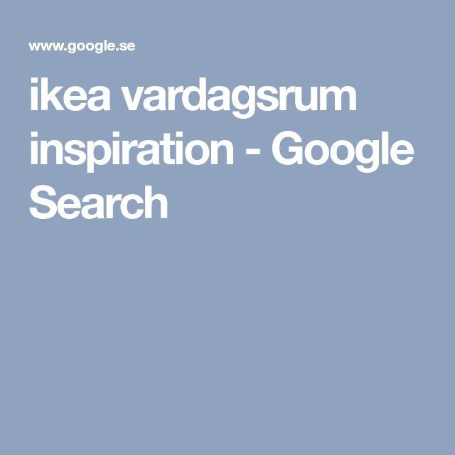 ikea vardagsrum inspiration - Google Search
