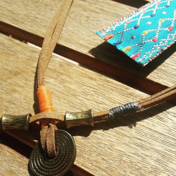 #anatoliangirls #tasarım #boho #kolye #for #bohemian #girl #who #love #colour #summer #necklace #thepicoftheday #bohoaccessories #yaz #turkish #designer #bohem #design #ankara #gununfotografi