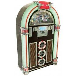Crosley CD/ MP3 Jukebox with AM/FM Radio $1595 (AUD)