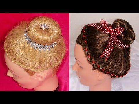 más de 25 ideas increíbles sobre video de peinado para niñas en