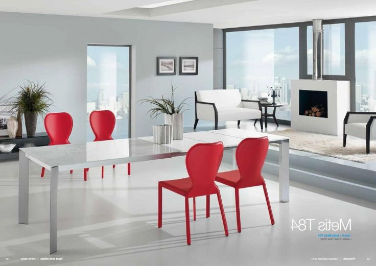 http://www.drissimm.com/wp-content/uploads/2015/04/Modern-white-dining-table-with-red-chairs.jpg