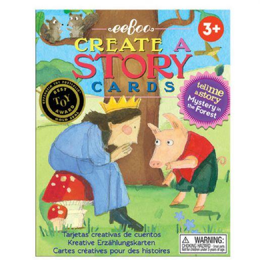 Sestavte si svůj vlastní příběh s těmito kreativními obrázkovými kartami!