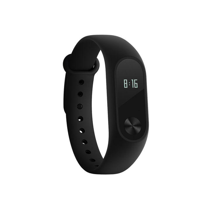 [Nouvelle Génération] Xiaomi d'origine Mi Band 2 Wristband Bracelet Intelligent de Sport Bluetooth Moniteur de Fréquence Cardiaque IP67: Amazon.fr: High-tech