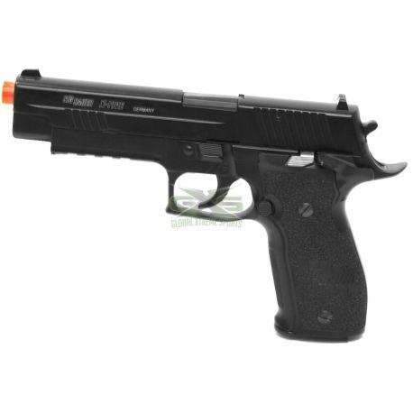 Nuevas en inventario... Sig Sauer P226 X-Five CO2 Blowback Tactical Airsoft Pistol, Black  http://tienda.globalxtremesports.com/es/airsoft-colombia/500-sig-sauer-p226-x-five-co2-blowback-tactical-airsoft-pistol-black.html